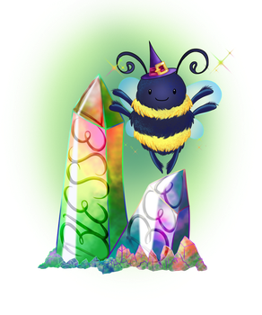 Blessed Bee by catching-dreamz