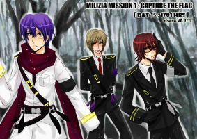 M1 : Capture the Flag II by hisaru