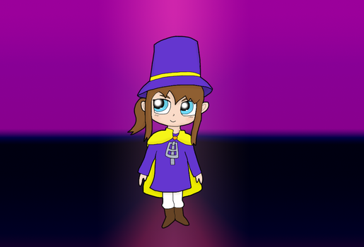 Hat Kid!! by Meowstic-45