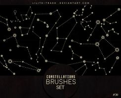 Constellations Brushes #30 by Lilith-Trash