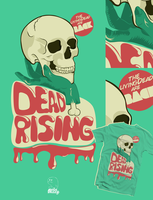 DeadRising by GOLDfuZZy