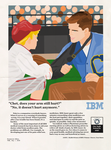 Paramerican IBM ad-vertisement 2030 by Paramountica