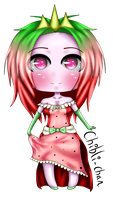 Kiriban: Little Watermelon by Chibli-chan