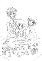 Happy birthday by Kaiko-Feuerelfe