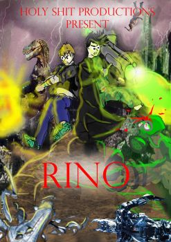 Rino, the final hours by WigglyMartian