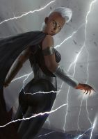 Storm by Ron-faure