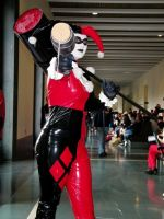 Harley Quinn by byQuillandClaw