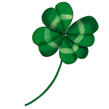 Happy St. Patrick's Day! ~ Have a free clover by KuroSuitopi
