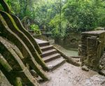 Surreal Jungle Castle Stock by little-spacey
