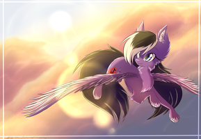 Art for StormBlaze (YCH) by ElisaWind