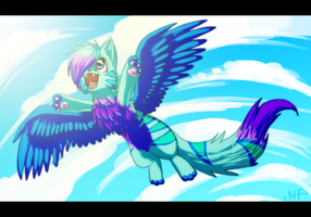 .:FeatherSong:. by ZIODYNES
