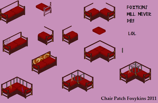 Corner Chairs by furcpatchclub