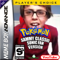 Pokemon: SammyClassicSonicFan Version by KingpinOfMemes