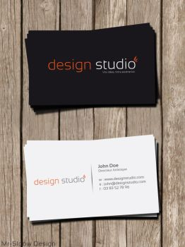 Business Card by Mr-Sloow