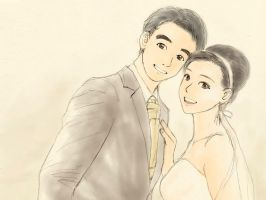Sweet Wedding by cocon