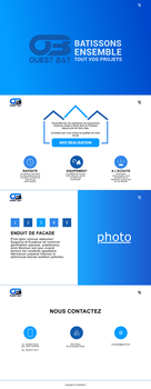 Ouest BAT / web-design / bootstrap by kartine29