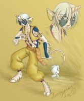 Arabian Nights: Conny by merrypaws