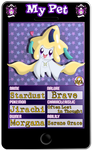 PKMN Armonia - Meet Stardust the Jirachi! by Powerwing-Amber
