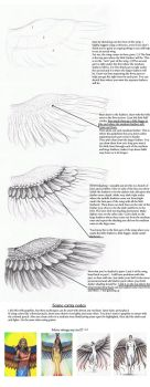 How to Draw Wings by MyWorld1 by MyWorld1