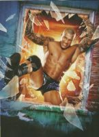 The Viper Randy Orton by Lenore619-Void