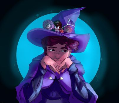 Witchsona by The-BadLuck-Blues