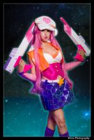 Arcade Miss Fortune by WirmPhotography