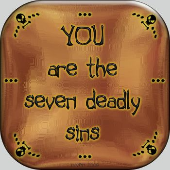 a research on genesis and the seven deadly sins Envy is one of the seven deadly sins in roman catholicism in the book of genesis envy is said to be the envy: theory and research new york, oxford.