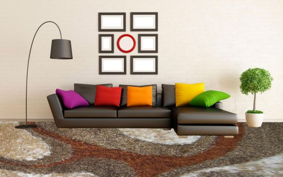 Shag Rugs: Shaggy Area Rugs For Your Living Space by rugsville