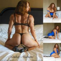 Lindsay Mulinazzi In Bed Part 1 by zenx007
