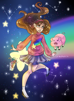 Mable Pines by xXNepheleXx