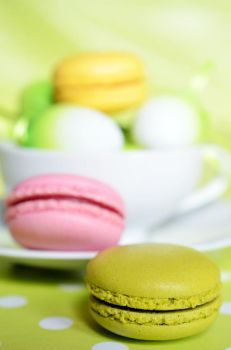 French Macarons by Lodchen-Photography