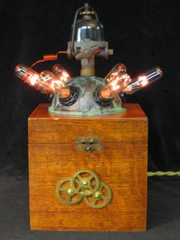 Diabolical Box 27 by steampunklighting