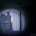 The Fan in FNAF4 was not animated ...... until now by gold94chica