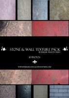 stone and wall texture pack by parker-stock