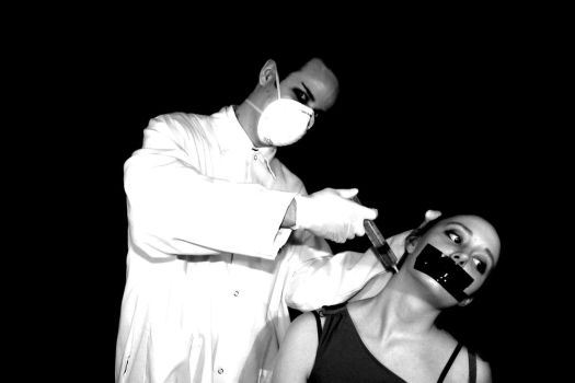 neck injection by sharethedisease