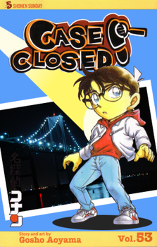 Case Closed 53 Cover by EpicDay