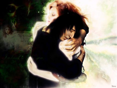 Severus and Lily by Wmash