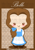 Chibi Belle 2 by macurris