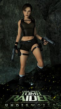 Tomb Raider Trilogy: Underworld by Shyngyskhan