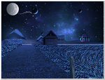 Starry Night by Lior-Art