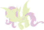 Right behind Flutterbat by Porygon2z