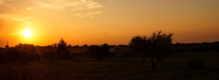 Reatreat of the Sun - Landscape by GiuseppeTria