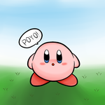 Kirby Whateverday-Plain and Simple by thegamingdrawer
