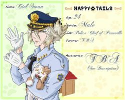 {Happy Tails} ~ Ciel Swan by Remepie