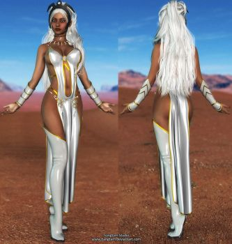 Storm Redesign F-B View by tiangtam