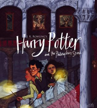 Harry Potter and the Philosopher's Stone by joshcmartin