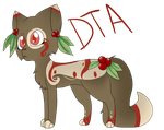 cat DTA! (OPEN) (extended deadline!) by AdoptsByCl0ver