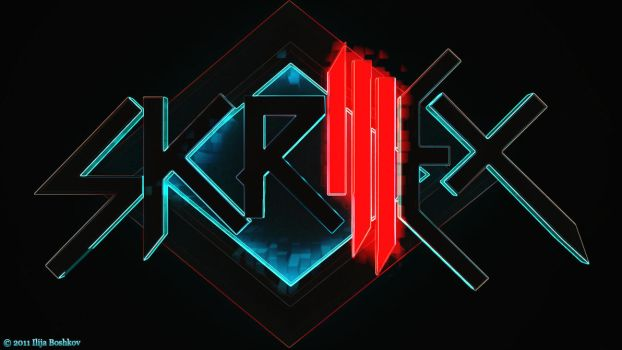 Skrillex Logo Fan Art by DevEVO