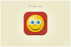 38 Smile Icon (freebie by pixelcave) by pixelcave