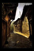 The Houses of Birgi by mutos